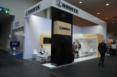 Company stand HOUFEK a.s. on trade show LIGNA PLUS HANNOVER 2017