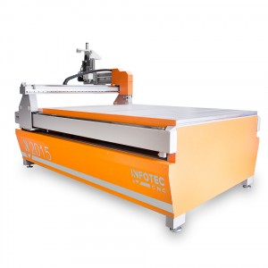 Product, CNC milling machines on request - InfoTEC Special from company InfoTEC CNC