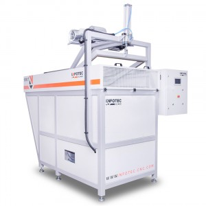 Product, Professional vacuum thermoforming machine - InfoTEC 1010 T from company InfoTEC CNC