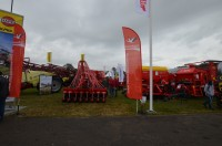 CLAAS Polska Sp. z o.o. on trade show AGROSHOW 2017
