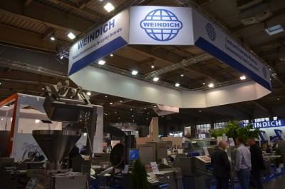 Company stand WEINDICH Sp.j. on trade show POLAGRA-TECH 2017