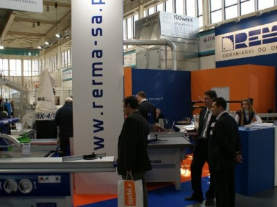Company stand REMA S.A. on trade show DREMA 2011