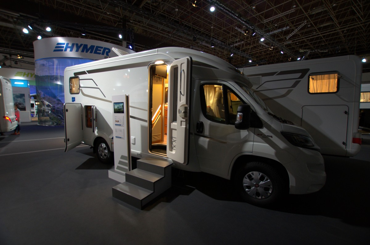Product, HYMER Tramp SL 568 from company Hymer AG