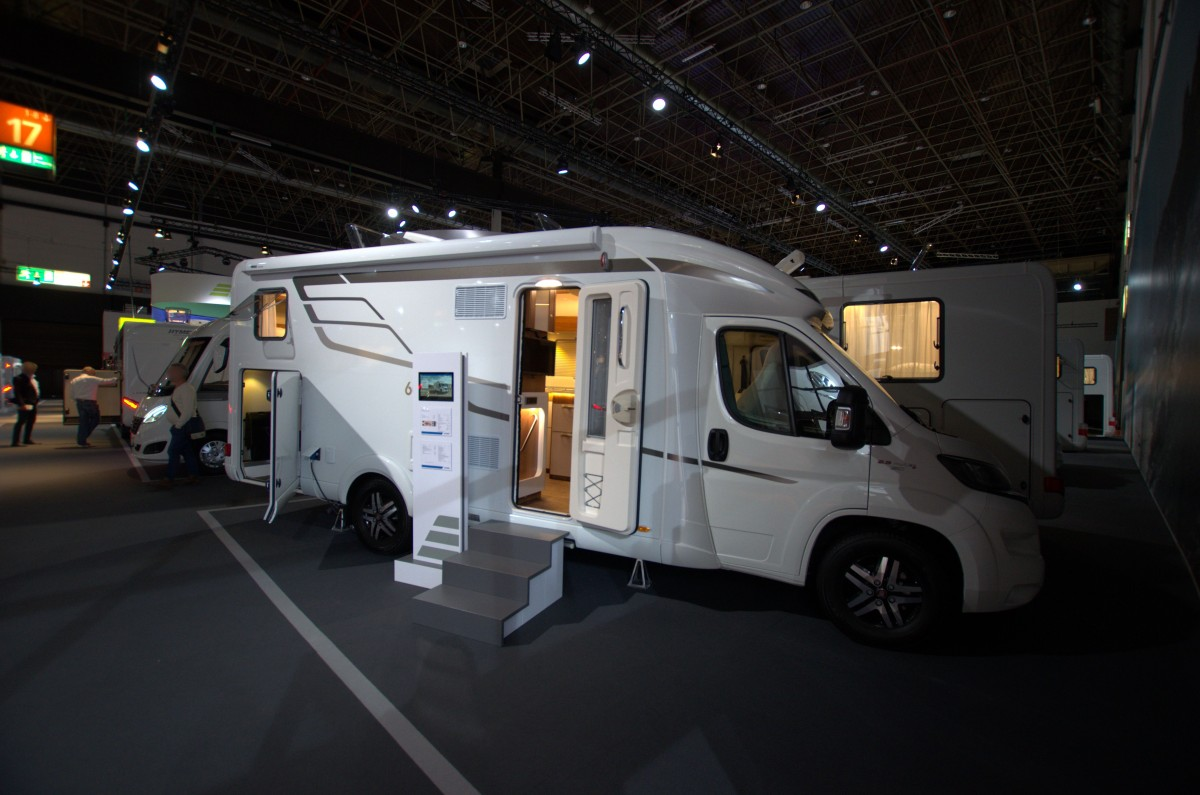 Product, HYMER Tramp CL 678 from company Hymer AG