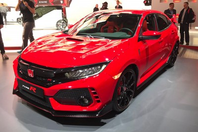 Product, Honda New Civic R Type from company HONDA (SUISSE) SA