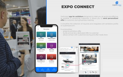 Product, Expo Connect from company Superexpo LLC
