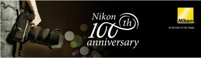 NIKON 100th Unniwersary