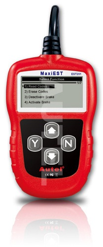 Produkt, MaxiEST®EST201  z firmy Autel Intelligent Technology Co., Ltd