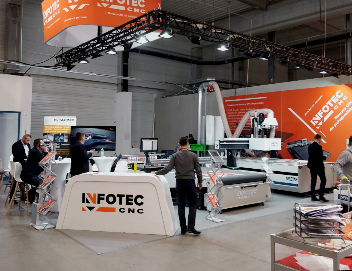 "News ""InfoTEC CNC on RemaDays Warsaw 2018"" from company InfoTEC CNC"
