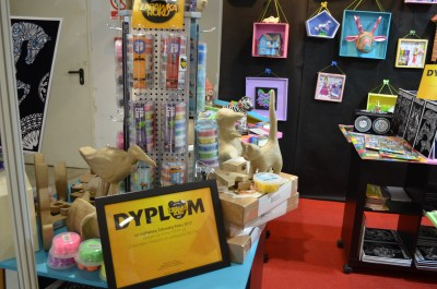 Company stand Stepp Sp. z o.o. on trade show KIDS' TIME 2018