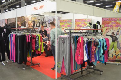 Company stand FEELJ! on trade show KIELCE SPORT - ZIMA 2014