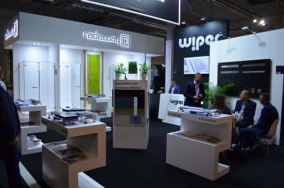 Company stand WIPER Sp. z o.o. on trade show WARSAW HOME 2018
