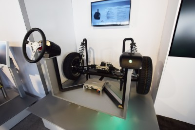 Product, SPACE DRIVE II from company Schaeffler Technologies AG & Co. KG
