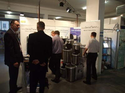 Company stand NERV Enterprise on trade show CEDE 2011