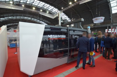 Company stand NTQ S.C. on trade show PLASTPOL 2019