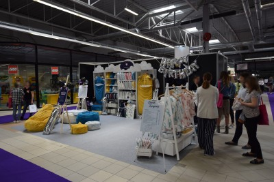 Company stand Kidspace on trade show Warsaw Gift & Deco Show 2019