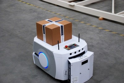 Product, ES Smart powered by Omron - Autonomous Intelligent Vehicle AIV from company EUROPA SYSTEMS