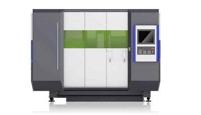 Product, F Series Fiber Laser Cutting Machine G3015F from company Han's Laser