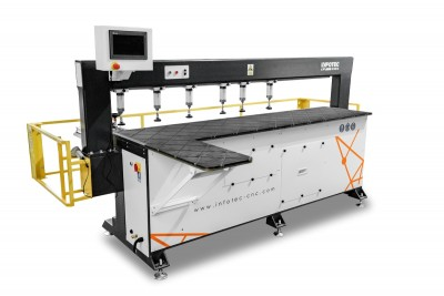 Product, WIERTARKA CNC InfoTEC D LITE from company InfoTEC CNC