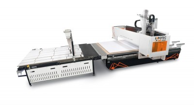 Product, Machining center InfoTEC PRO EVO from company InfoTEC CNC
