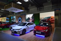 TOYOTA MOTOR POLAND Co. Ltd. Sp. z o.o. on trade show EKOFLOTA 2019
