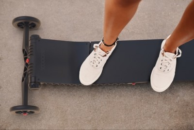 Product, Electric Skateboard from company Scoocase LLC