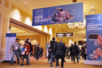 INTERNATIONAL CES 2020