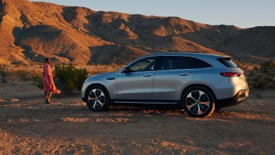 Product, Mercedes-Benz EQC 400 4MATIC from company Daimler AG / Mercedes-Benz