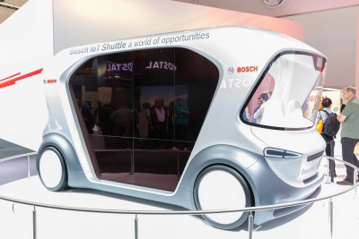 Product, IoT Shuttle from company Bosch