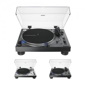 Direct-Drive Professional DJ Turntable AT-LP140XP