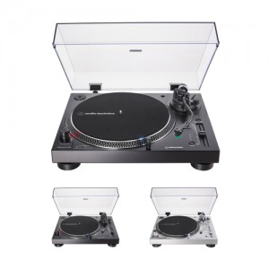 Direct-Drive Turntable (Analog & USB) AT-LP120XUSB