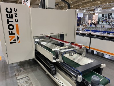 Product, 5-Axis Machining Center InfoTEC X-PRO 5 AXIS from company InfoTEC CNC