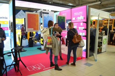 Company stand KREATIVIA on trade show RemaDays Warsaw 2020