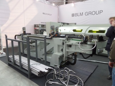 Company stand BLM S.p.A. on trade show STOM-TOOL & STOM-BLECH & STOM-LASER & SPAWALNICTWO & WIRTOPROCESY & CONTROL-TECH & CONTROL-STOM 2014