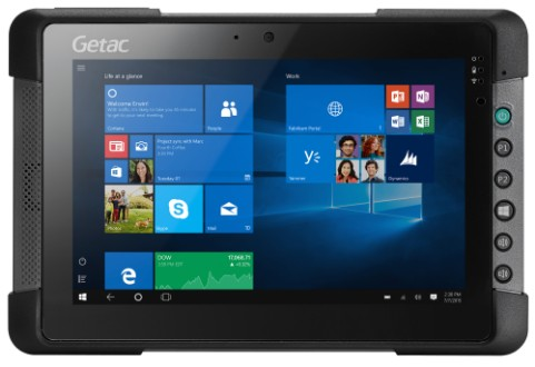 Product, Tablet Getac T800 from company ELMARK Automatyka S.A.