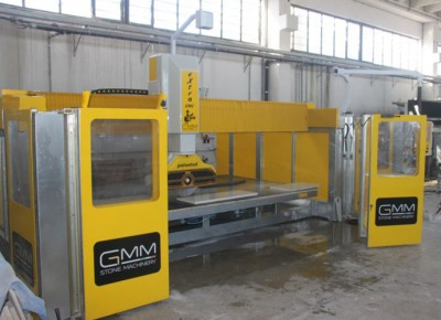 MONOBLOCK CNC 5-AXIS SAWING MACHINE  Extra 400 CN2
