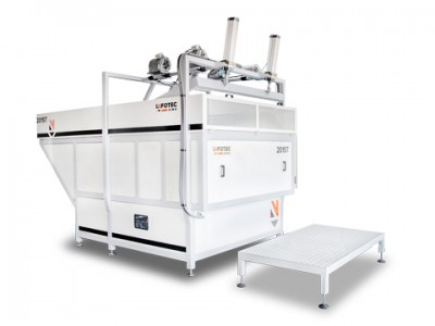 Product, Vacuum thermoforming InfoTEC T from company InfoTEC CNC