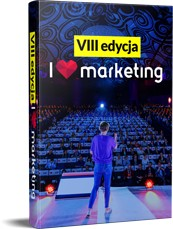 Product, 8. edycja I Love Marketing, 4 dni, październik 2019 from company sprawny.marketing