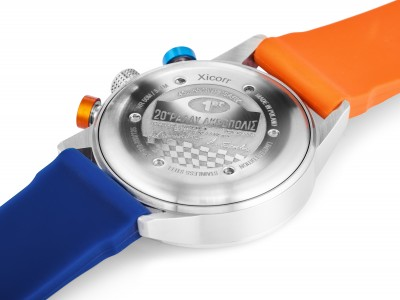 Product, F125p Akropolis Limited Edition from company Xicorr Watches sp. z o.o. (company ltd.)