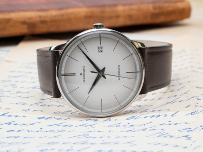 Product, Junghans Meister Automatic 2020 from company JUNGHANS Germany / BWC Distribution w Polsce
