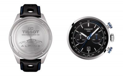 Product, Tissot Alpine On Board Automatic Chronograph from company TISSOT