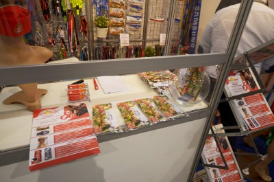 Company stand GIFT STAR on trade show ANTYCOVID EXPO 2020