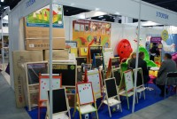 3toysM on trade show KIDS TIME 2014