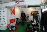 Spalter on trade show LAS-EXPO & AGROTECH 2014
