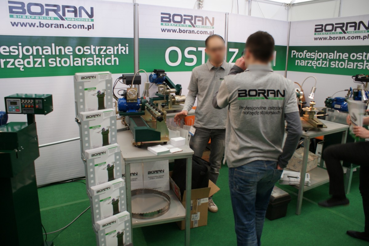 Company stand BORAN s.c. on trade show LAS-EXPO & AGROTECH 2014