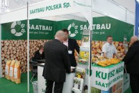 SAATBAU POLSKA Sp. z o.o. on trade show LAS-EXPO & AGROTECH 2014