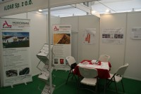Biuro inżynierskie Ajdar Sp. z o.o. on trade show LAS-EXPO & AGROTECH 2014