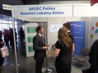 UCMS Group Poland on trade show PRACA KARIERA ROZWÓJ 2014