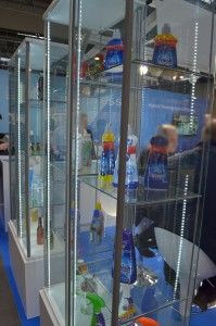 Company stand MASTERPRESS S.A. on trade show PACKAGING INNOVATIONS WARSZAWA 2014
