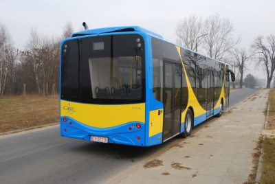 Product, City Smile CS12LF from company AMZ-KUTNO S.A.